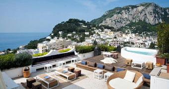 Capri Tiberio Palace & SPA *****