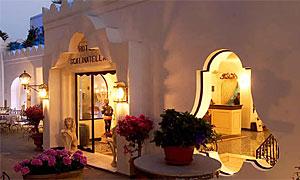 La Scalinatella e Casa Morgano *****
