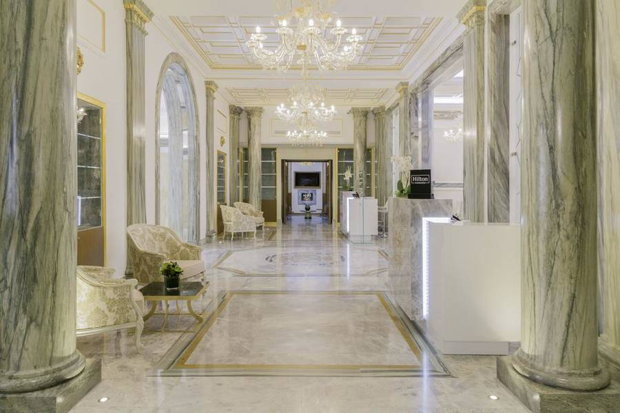 Hotel Valle A Roma