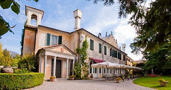 Villa Luppis Rivarotta di Pasiano Aquileia hotels