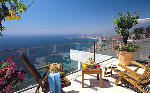 Hotel Monte Tauro 4 Star Hotels Taormina