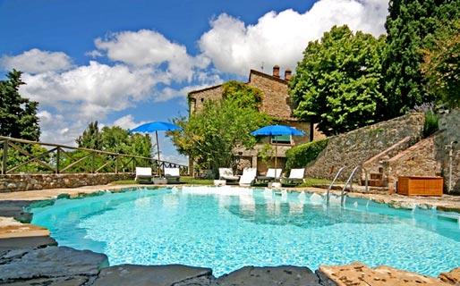 Antica Tenuta di Ricavo Hotel 4 Stelle Castellina in Chianti