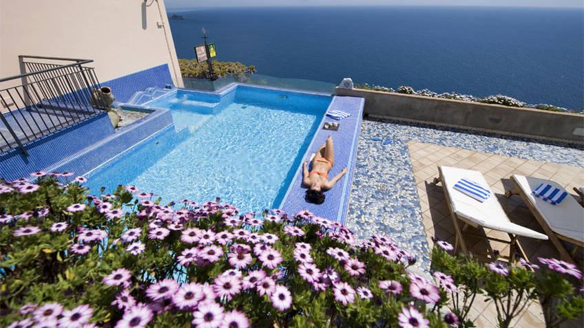 Hotel Margherita 3 Star Hotels Praiano