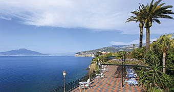 Grand Hotel Royal Sorrento Castellammare di Stabia hotels