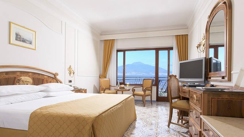 Grand Hotel De La Ville 4 Star Hotels Sorrento