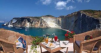 Grand Hotel Chiaia di Luna Isola di Ponza Sperlonga hotels