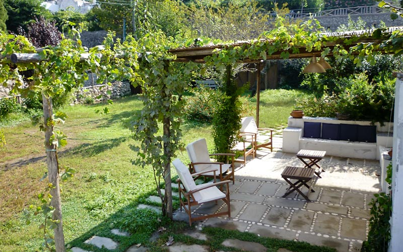 Casa Catena House rental Anacapri
