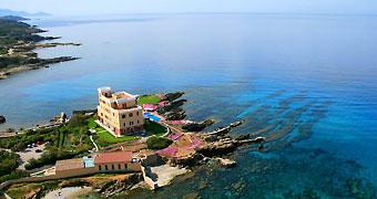 Villa Las Tronas Hotel & Spa Alghero Stintino hotels