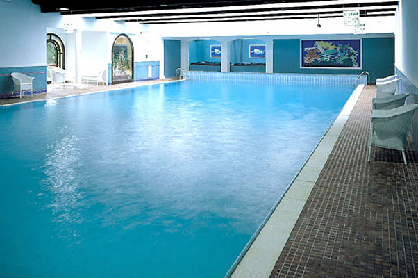Hotel Liguria Piscina Coperta