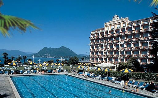 Grand Hotel Bristol 4 Star Hotels Stresa