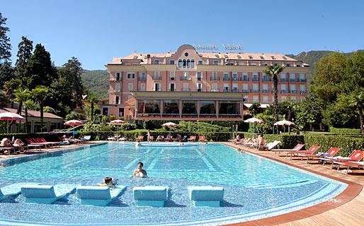 Hotel Simplon 4 Star Hotels Baveno (Lago Maggiore)