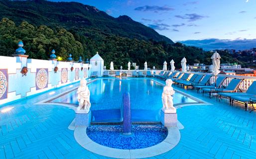 Terme Manzi Hotel & Spa Hotel 5 stelle Casamicciola Terme - Ischia