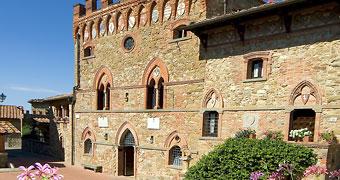 Castelletto di Montebenichi Bucine Siena hotels