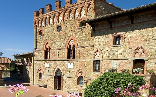 Castelletto di Montebenichi Hotel 4 Stelle Bucine