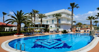 Hotel Olimpico Pontecagnano S. Maria Castellabate hotels