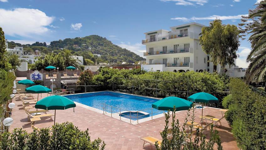 Hotel Syrene 4 Star Hotels Capri