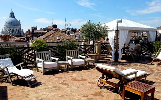 Hotel Saturnia History & Charme 4 Star Hotels Venezia