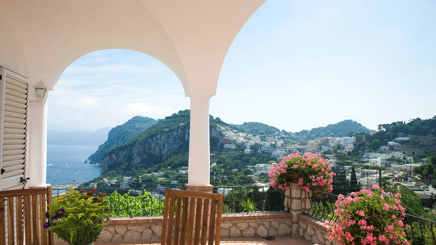 Aiano Bed & Breakfast Capri