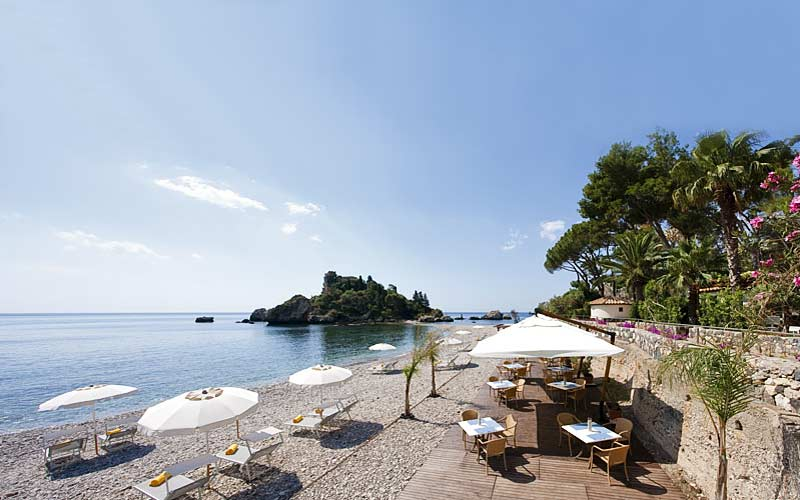 La Plage Resort Taormina Isola Bella