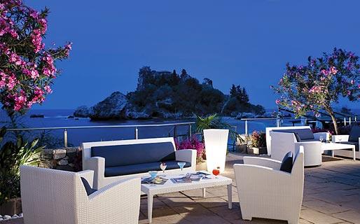 La Plage Resort Hotel 5 stelle Taormina - Isola Bella