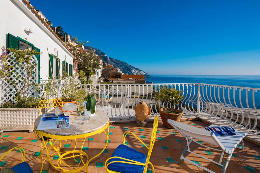 Villa delle Palme - Positano - Prices and availability