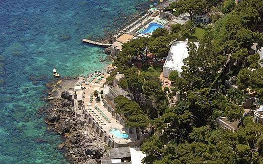 La Canzone del Mare Bathing Establishments Capri