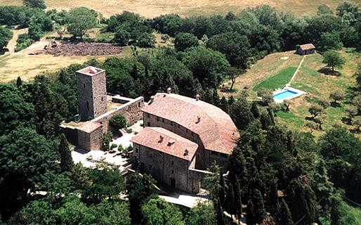 Castello di Petroia Residenze d'Epoca Scritto di Gubbio