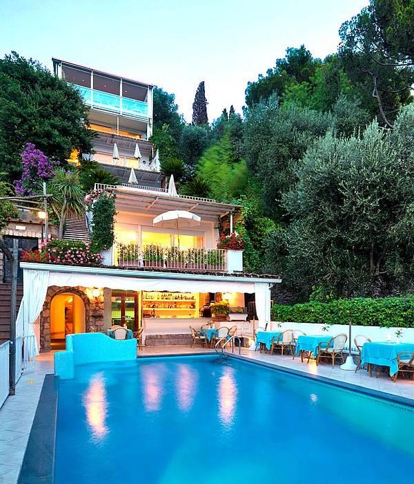 Villa Capri Apartments: Villa Brunella Capri: 3 Reasons To Book Here