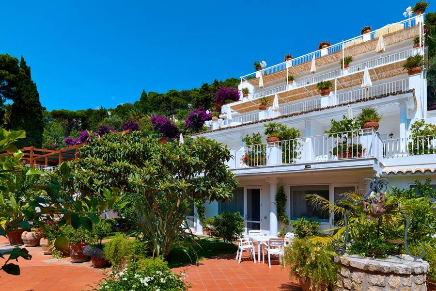 Villa Brunella Capri And 24 Handpicked Hotels In The Area