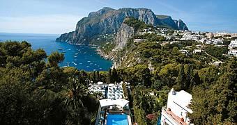 Villa Brunella Capri Grotta di Matermania hotels
