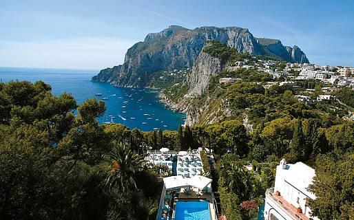 Villa Brunella Small Boutique Hotels Capri