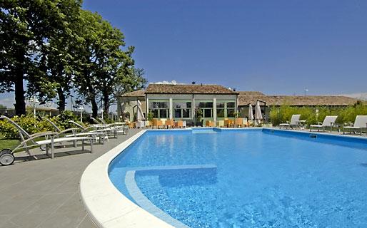 Relais Villa Roncuzzi Russi Hotel