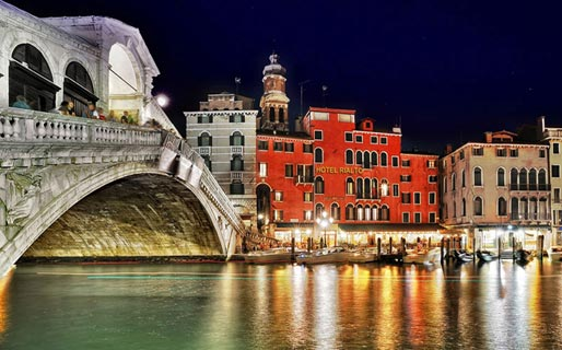Hotel Rialto 4 Star Hotels Venezia