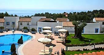 Hotel Nuraghe Arvu Resort Cala Gonone Arbatax hotels