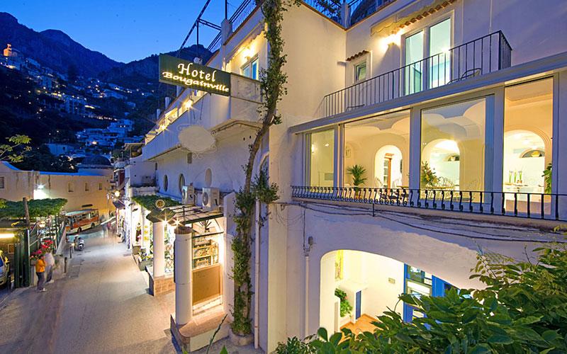 Hotel La Bougainville Capri