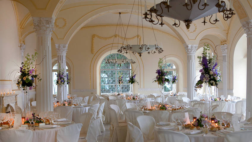 C&P Service Wedding Planners Capri