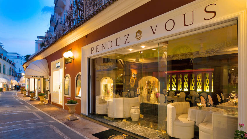 Rendez-Vous Restaurantes Capri