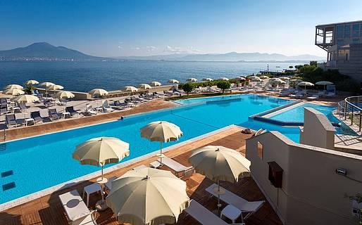 Towers Hotel Stabiae Sorrento Coast 4 Star Hotels Castellammare di Stabia