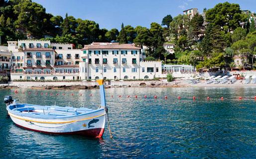 Belmond Villa Sant'Andrea Hotel 5 Stelle Lusso Taormina Mazzar�