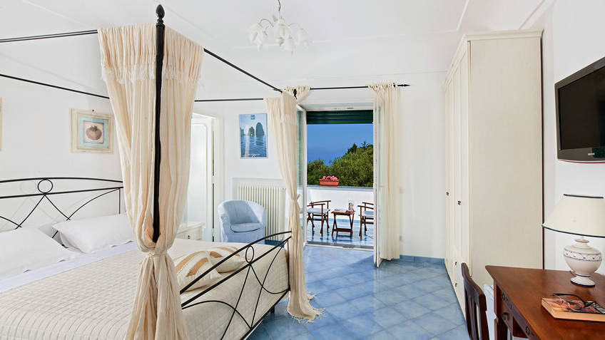 Parco Vittoria Residence Case Vacanze Anacapri
