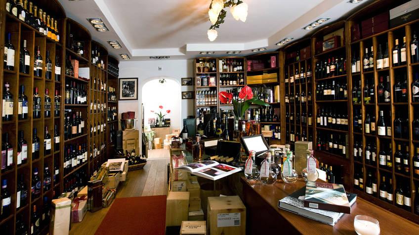 Enoteca segreta Local products Capri