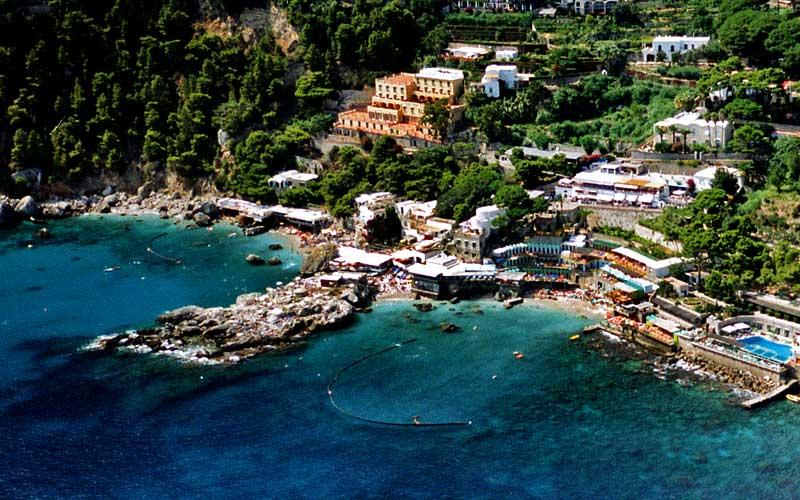 Hotel Ambassador Weber Capri: 3 Reasons To Book Here