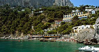 Hotel Ambassador Weber Capri Capri hotels