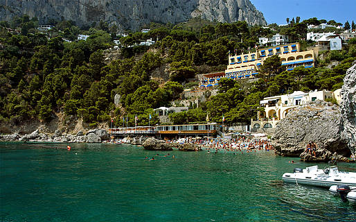 Hotel Ambassador Weber Capri Hotel