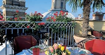Hotel Raphael Relais & Ch�teaux Roma Hotel