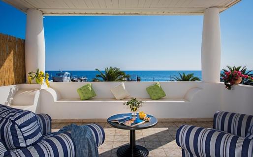 Hotel Ossidiana Stromboli - Isole Eolie Hotel