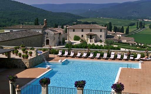 Borgo La Bagnaia Hotel 5 stelle Località Bagnaia