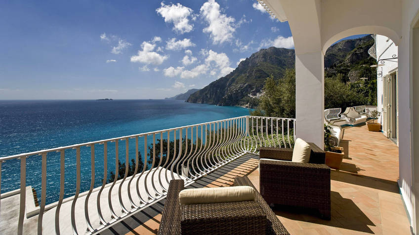 Villa Lighea Art Boutique Luxury Villas Positano