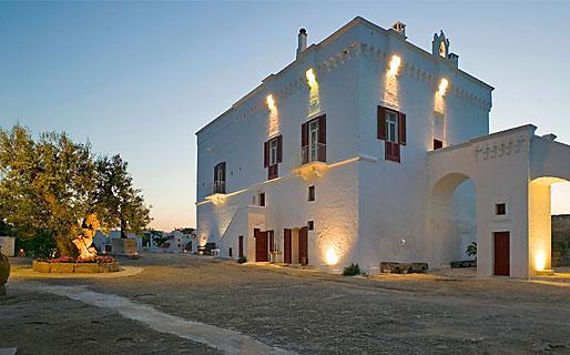 Masseria Torre Coccaro Savelletri di Fasano Hotel