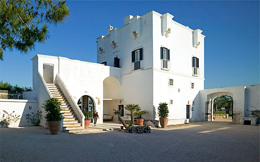 Masseria Torre Maizza 5 Star Luxury Hotels Savelletri di Fasano